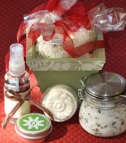 Spa-inspired gifts